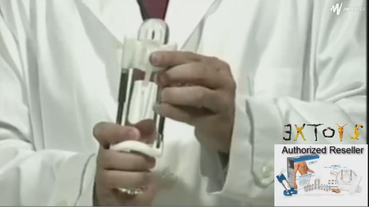 Medical Device That Aids Penis Enlargement. It's The Most Successful System Ever Developed