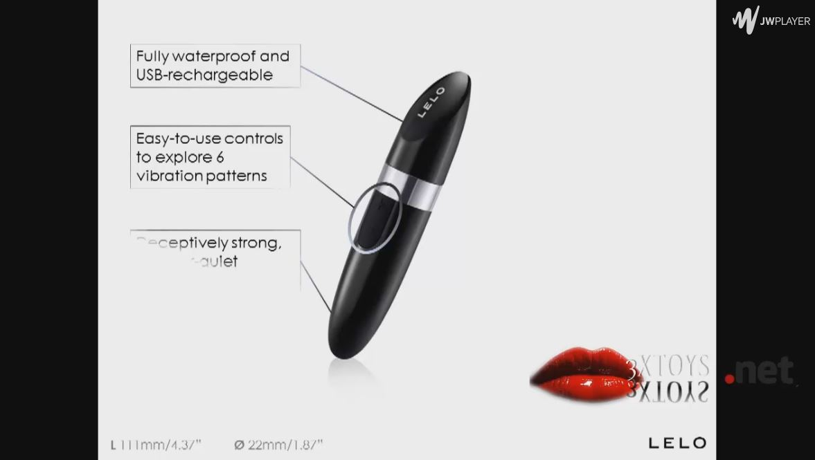 Lelo MIA 2 Is The Amazing New Version Of LELO'S Iconic USB-Rechargeable Lipstick Personal Vibe