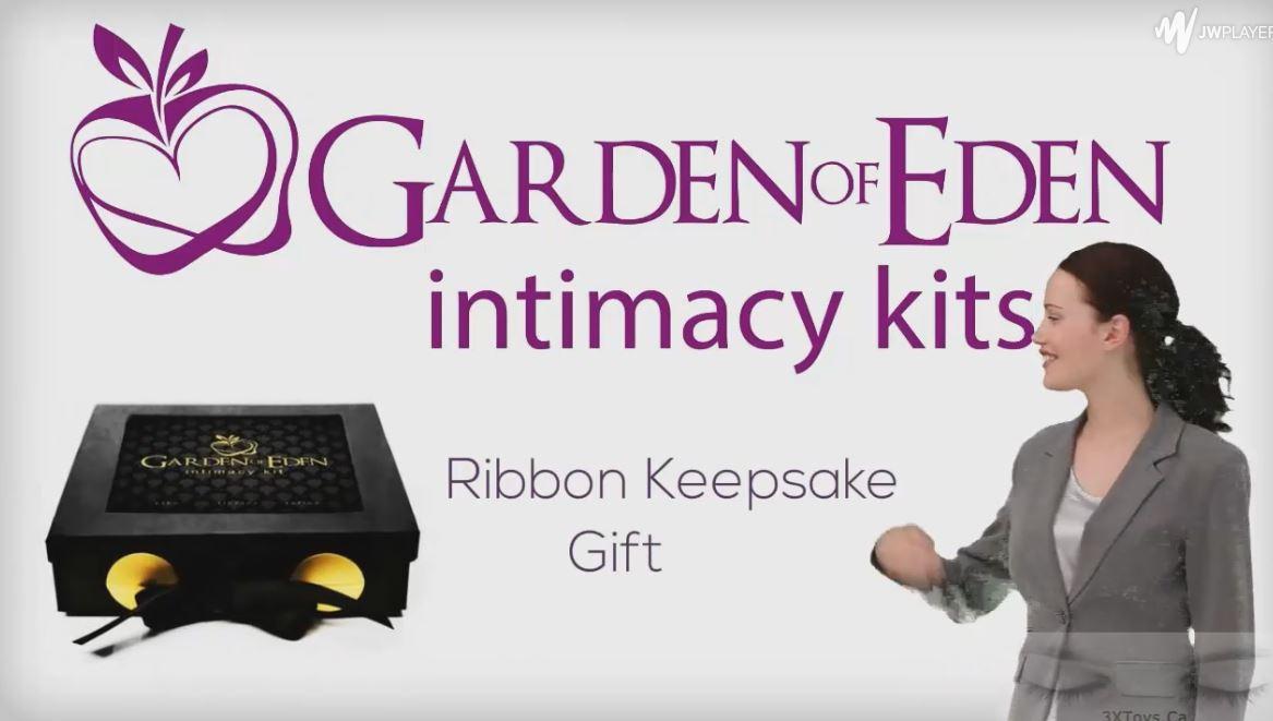Discover Garden Of Eden Intimacy Kit The Most Romantic Love Kit