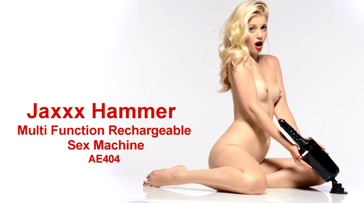 Get pounded like never before with this deep-dicking machine for your ecstasy!