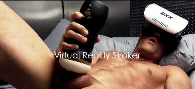 LOVEBOTZ IFUK VIRTUAL REALITY STROKER