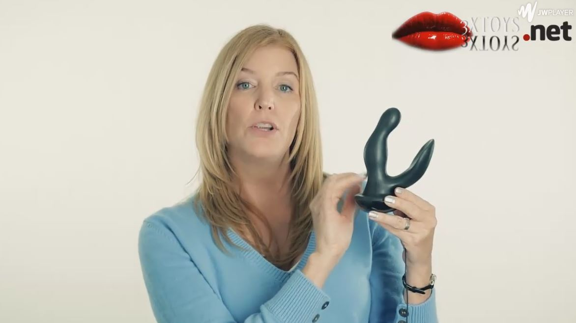 Video Review Of The NS Novelties Renagade Pleasure Rocker-An Extra Large, Uniquely Styled Prostate Massager