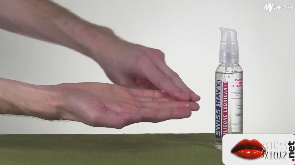 Video Review Of  Swiss Navy Lube 2-in-1 Silicone and Water Based Premium Lubricats