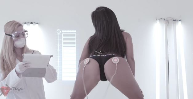 Interactive passion is virtually here Explore the heights of sensual pleasure the way you want it with the Topco CyberSkin Twerking Butt